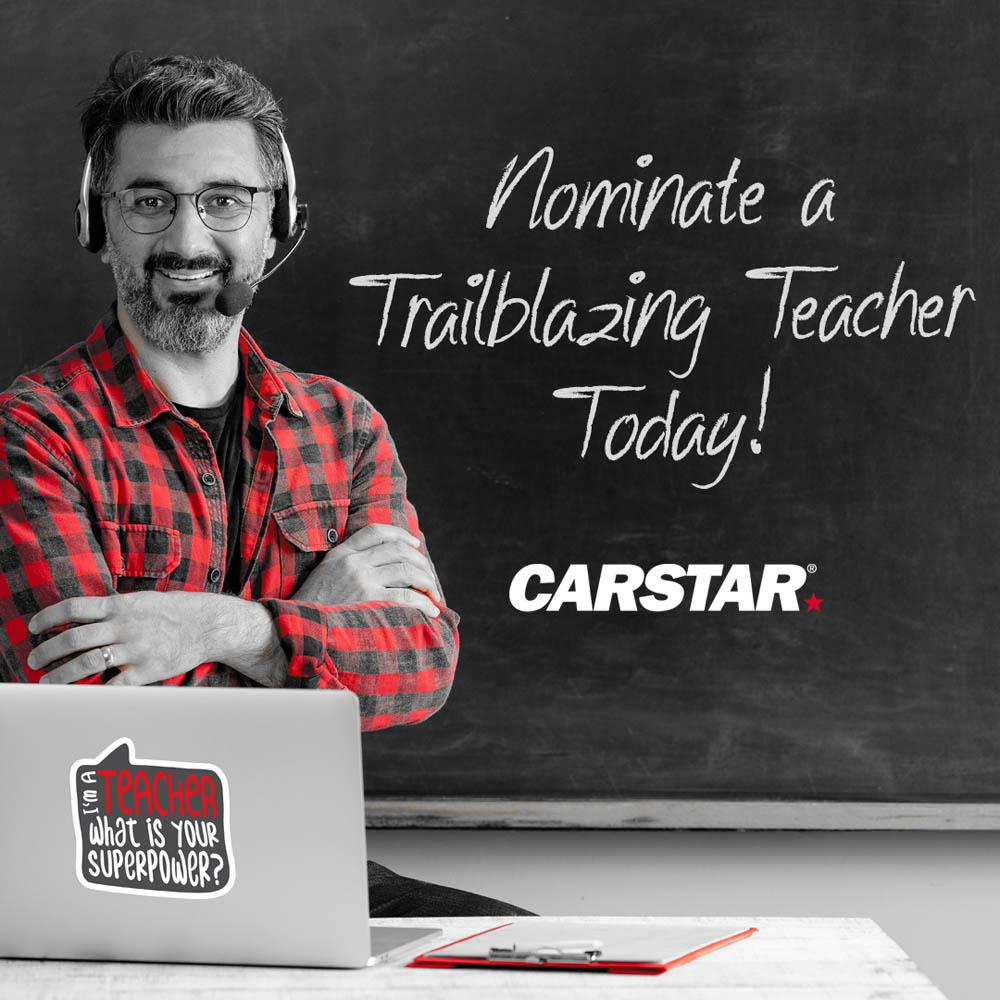 CARSTAR Trailblazing Teacher